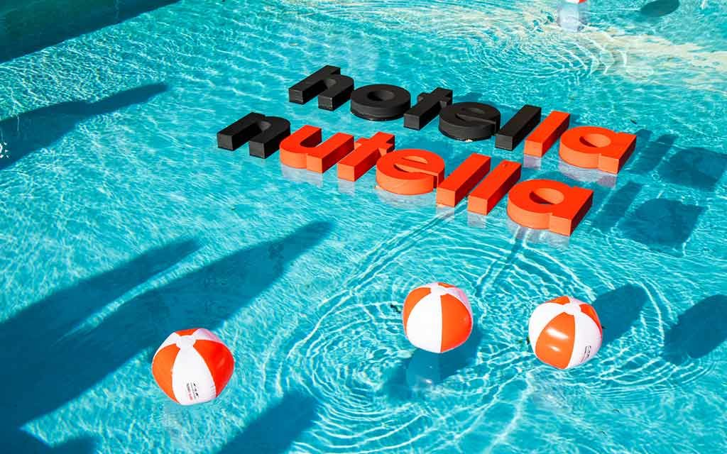 Piscine Hotella Nutella
